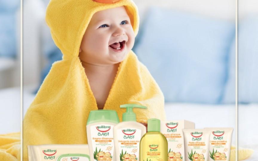 Cele mai bune produse pentru zona sub scutec și pentru pielea delicată a bebelușului