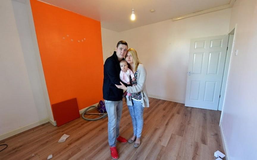 O familie a apelat la servicii găsite pe Facebook și a rămas fără bunurile agonisite o viață
