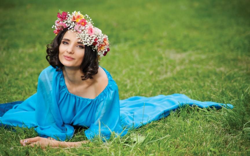 Lilia Ojovan: Sunt propriul meu Dumnezeu