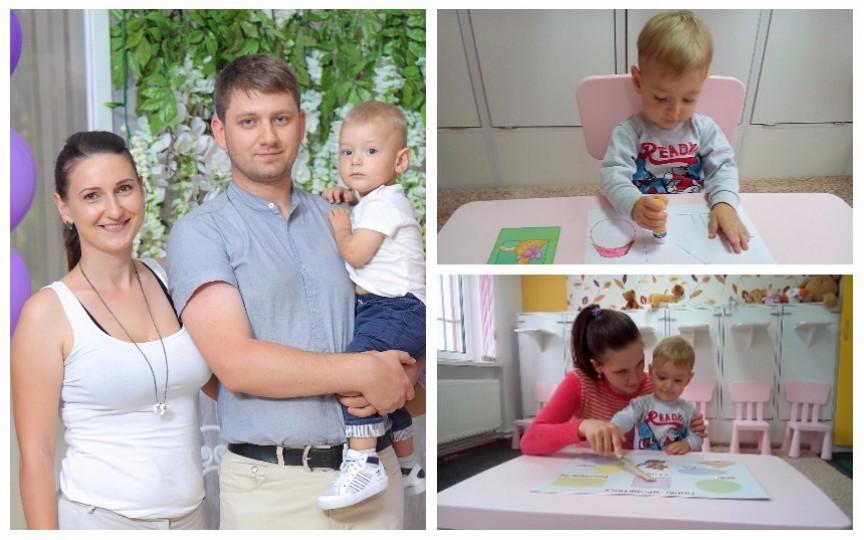 Jurnalista Mariana Jacot povestește despre adaptarea fiului ei de nici 2 ani la grădiniță