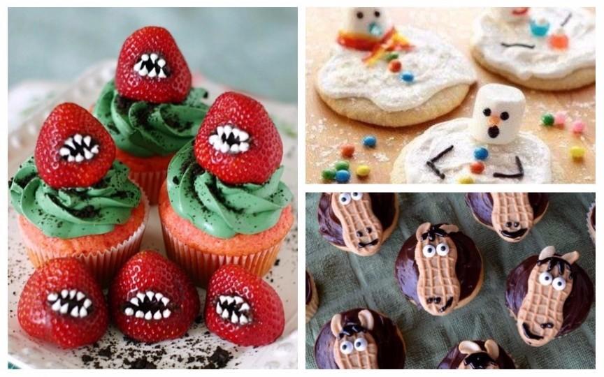 Decorează inedit prăjiturile pentru petrecerea copilului sau pentru matineu