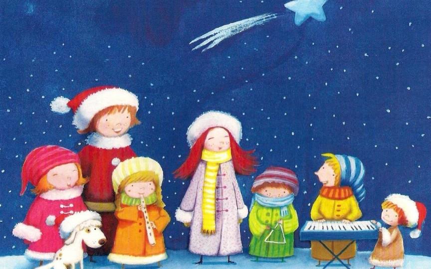 Cele mai frumoase cântece și colinde de Crăciun pentru copii