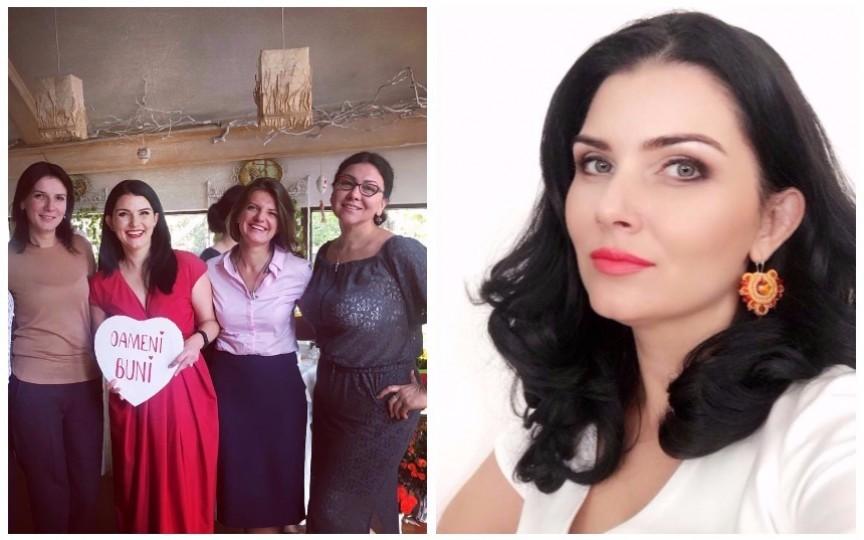 Iolanta Mura – femeia care a făcut acțiuni de caritate la nuntă și la ziua sa de naștere