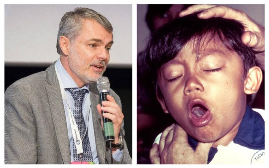 Pediatru: Este alarmantă creșterea cazurilor de tuse convulsivă. Nu este deloc înțelept să refuzați vaccinul!