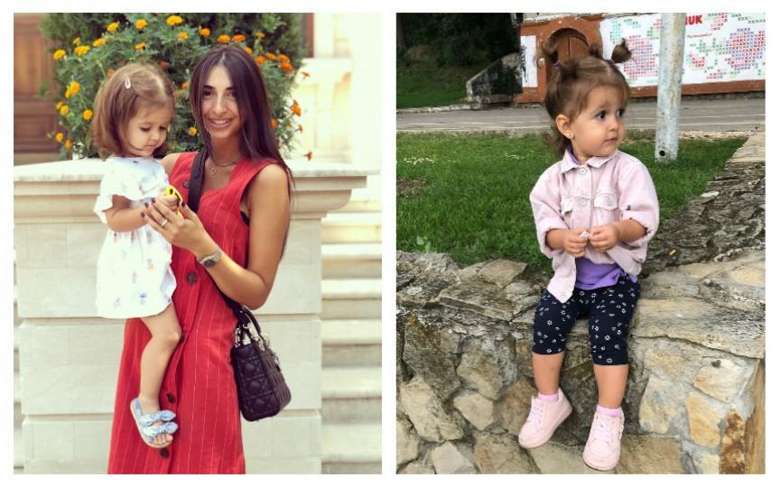 (FOTO) Eliza, fetița creatoarei Elena Bivol, arată ca o adevărată domniță la un anișor și nouă luni
