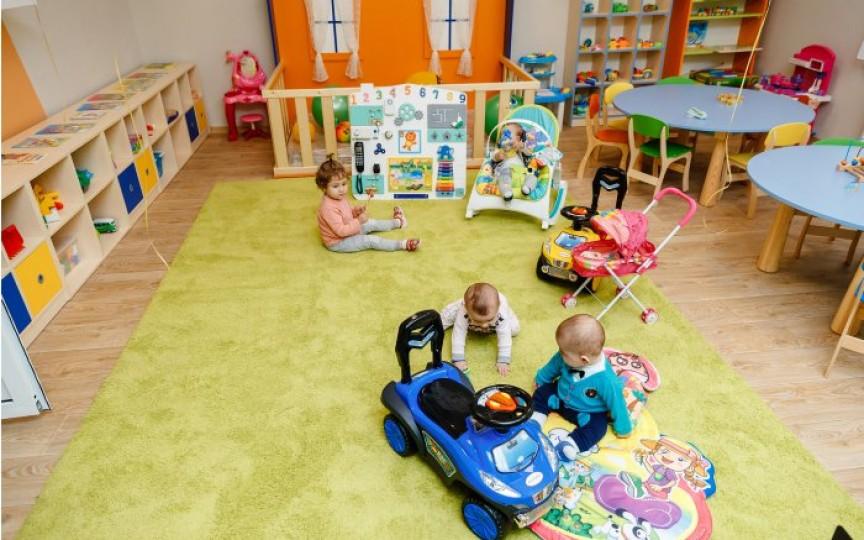 Creșă GRATUITĂ pentru copii de la 4 luni până la 3 ani. Află cum poți beneficia de acest serviciu!