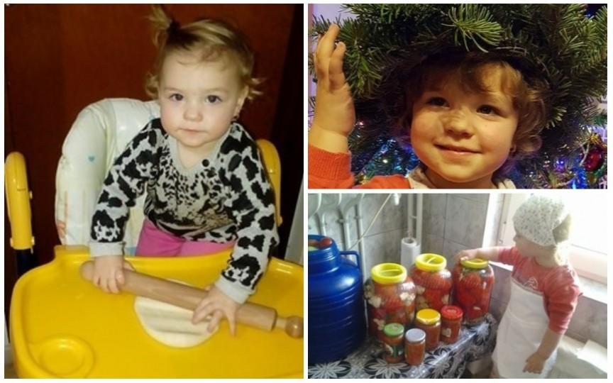 Are doar 2 anișori, dar gătește sarmale și plăcinte. Cunoaște-o pe Irinuca și pasiunea ei pentru bucătărie