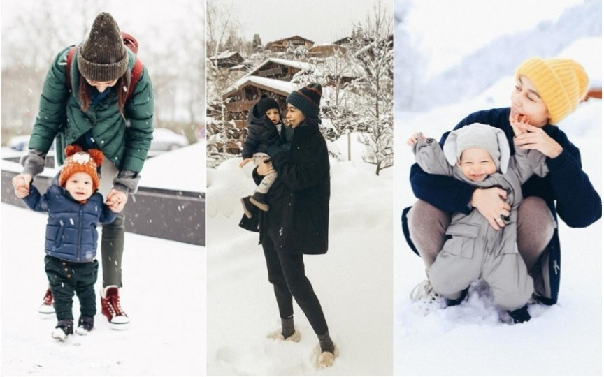 Cum să călătorești iarna cu copiii- sfaturi de la Daniela Culev