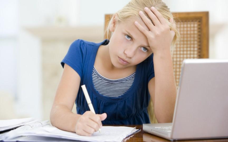 4 soluții pentru a face față stresului școlar