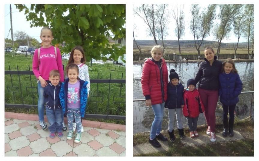 Istoria moldovencei cu patru naşteri prin cezariană chiar dacă medicii îi interziceau