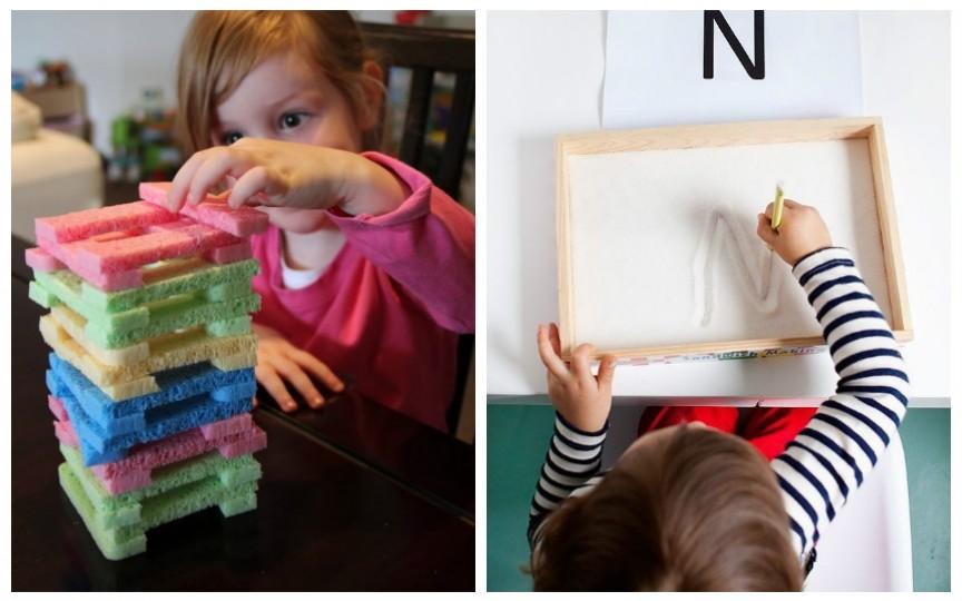 Modalități ieftine și distractive de a-ți ține copiii ocupați