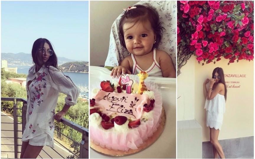 Elena Bivol își petrece vacanța alături de familie. Vezi ce destinație au ales!