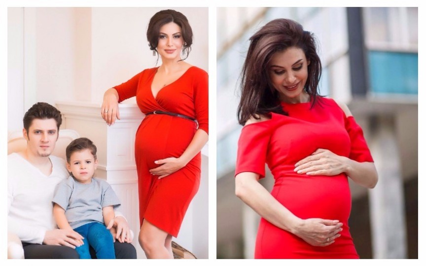 Prezentatoarea Vera Terentiev a anunțat sexul copilașului pe care îl așteaptă