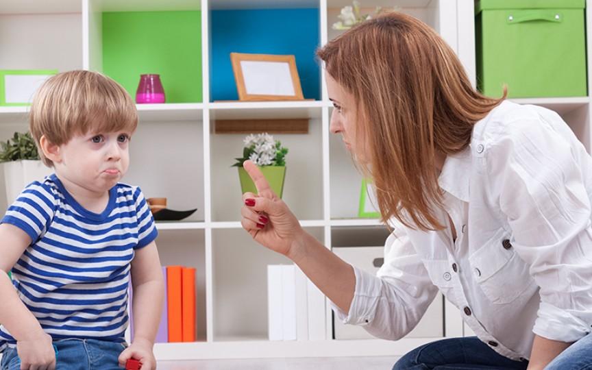 10 greșeli de disciplină pe care le fac toți părinții