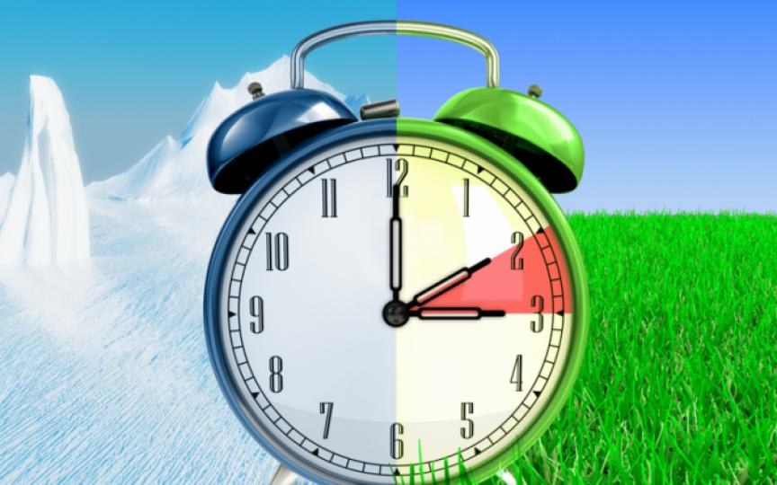 La finalul lui martie vom schimba pentru ultima dată ora. Moldova renunță la ora de iarnă