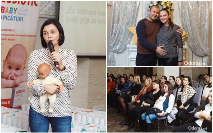 Asigurarea suportului nutrițional necesar pentru nou-născuți, cu Olga Gutium