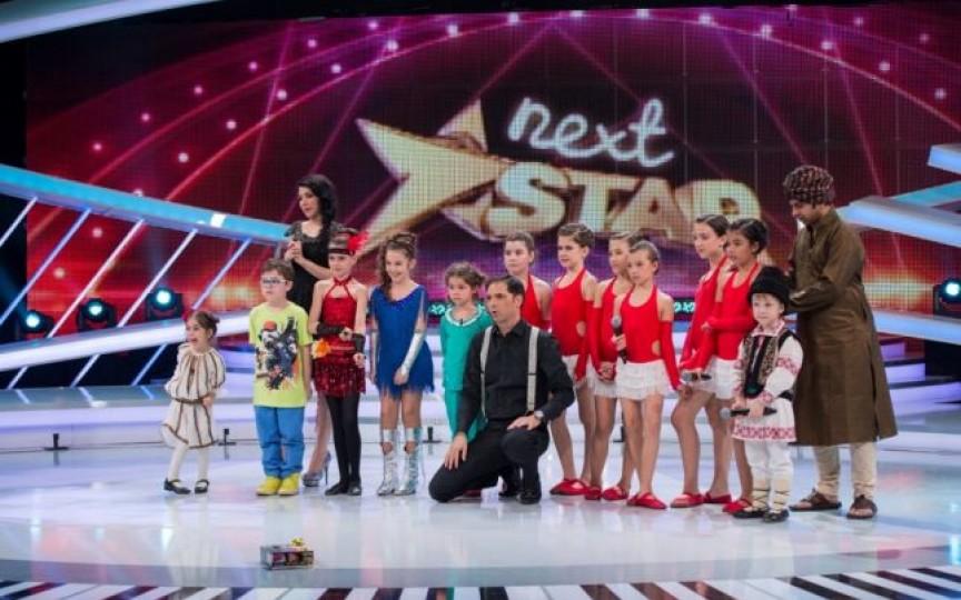 Casting la Chișinău pentru a alege copii talentați în noul sezon al Next Star