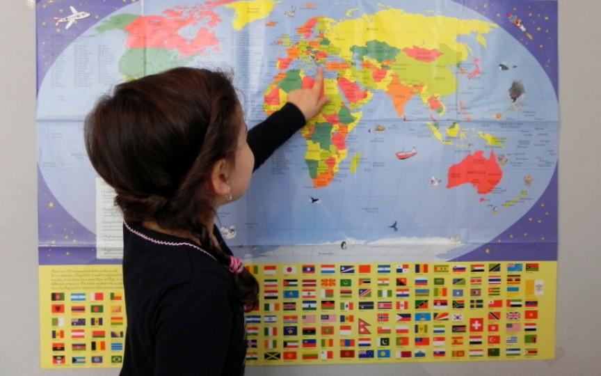 Ajută-ți copilul să învețe prin joc denumirile capitalelor lumii