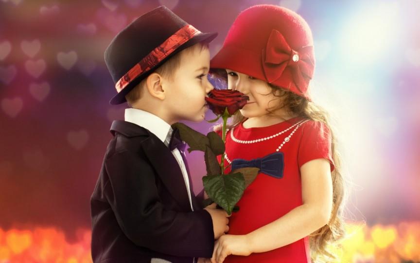 Povești de dragoste adevărate de la copii adunate