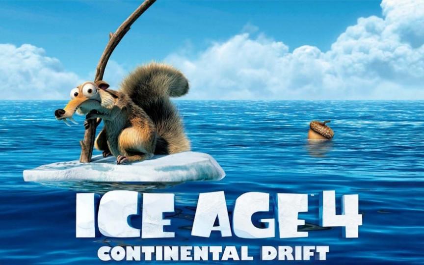 Ice Age 4 proiectat Gratuit la Chișinău