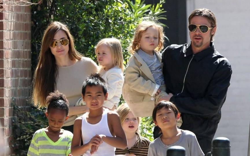 Brad Pitt şi Angelina Jolie: 10 sfaturi despre educaţia copiilor