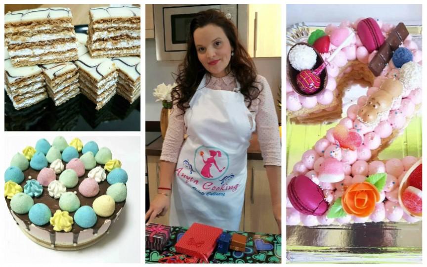 Anyta Cooking: de la spălat vase într-un restaurant la crearea unui proiect de mare succes despre gătit