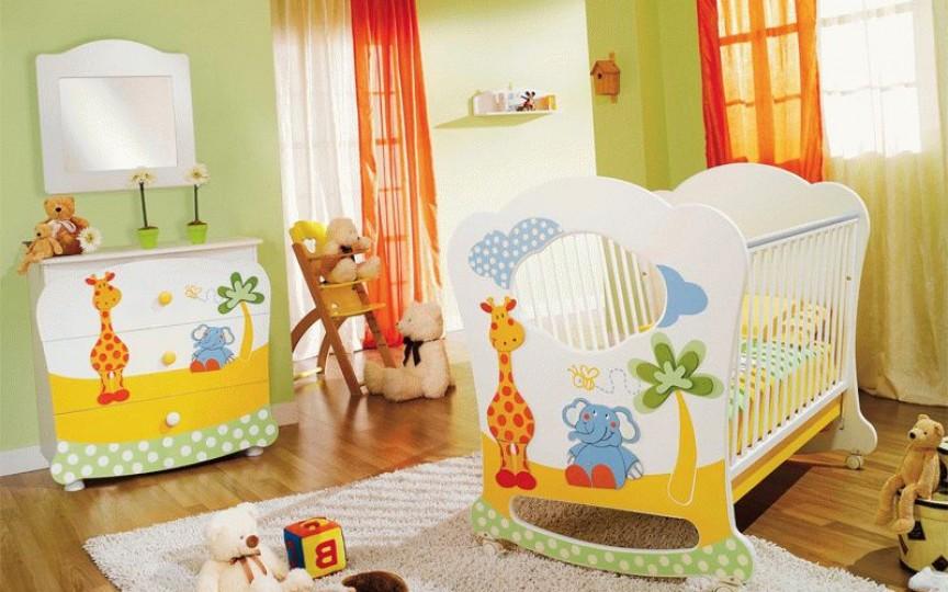 Ce obiecte să nu pui în camera copilului și de ce