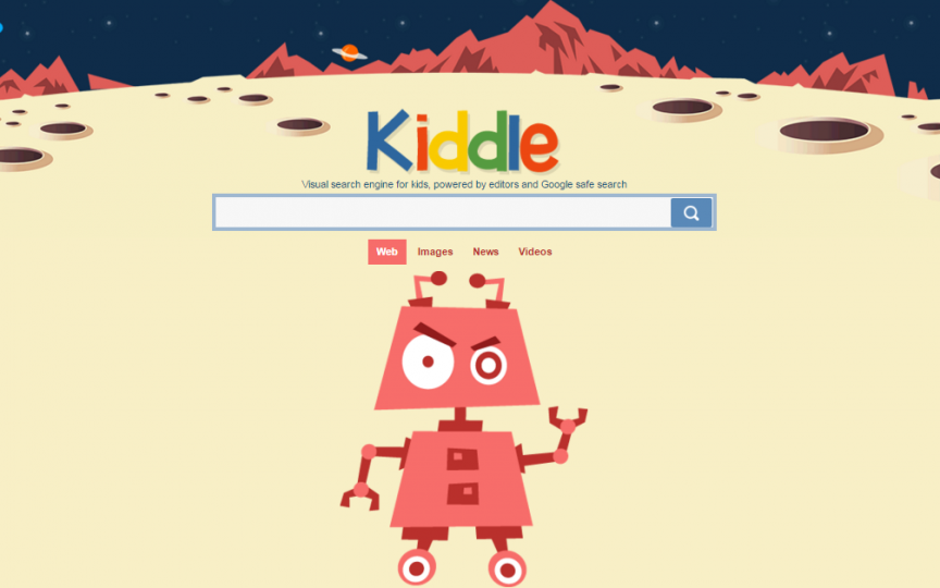 Google a lansat un motor de căutare pentru copii