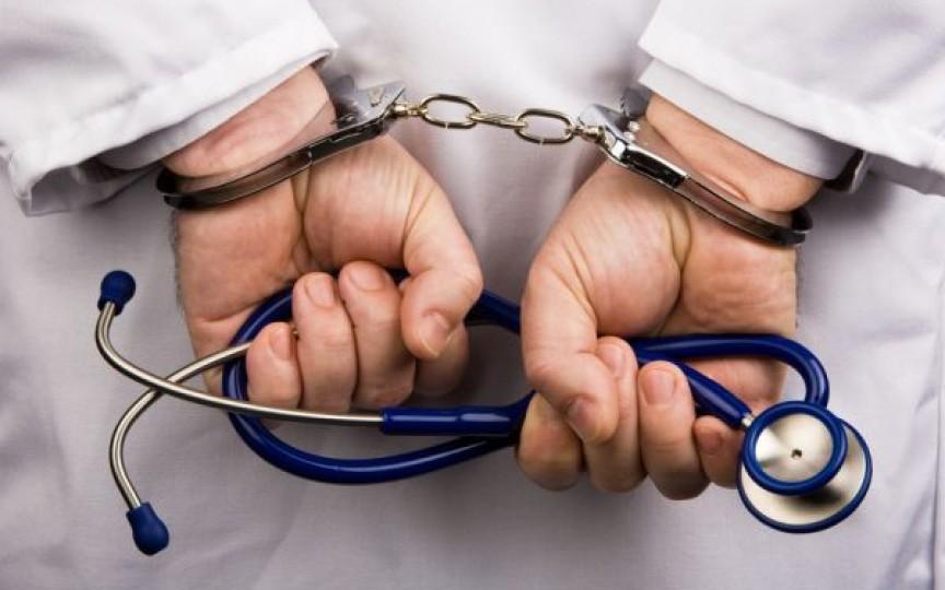 Medic din cadrul Institutului Oncologic, reţinut. Ar fi cerut 7000 de lei de la un bolnav