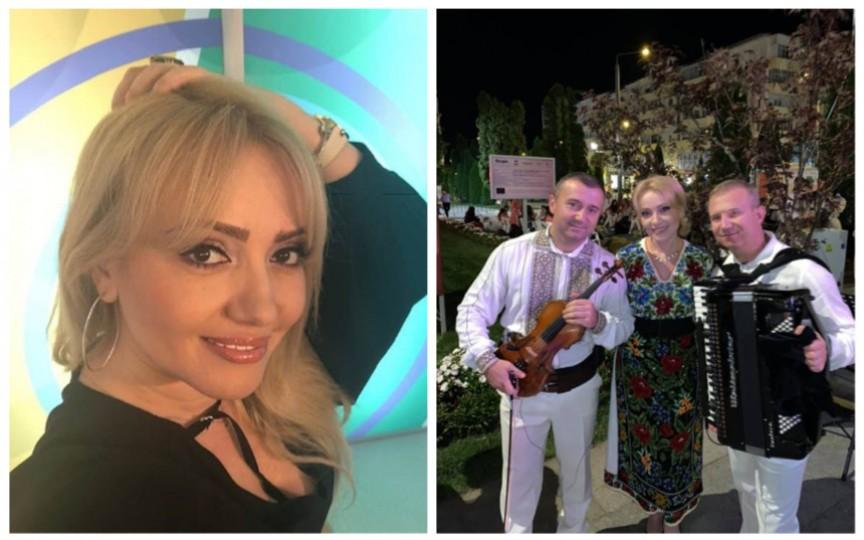 Adriana Ochișanu este omagiată astăzi și vine cu un mesaj: Acum, când Cel de Sus ne încearcă...