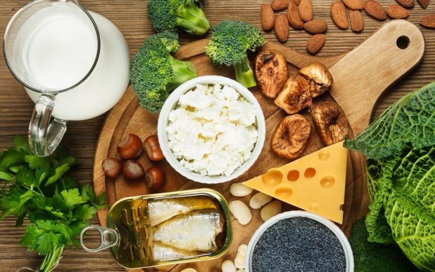 Topul alimentelor sănătoase pentru dezvoltarea oaselor la copii