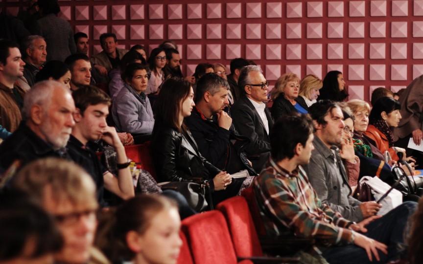 Peste 3500 de spectatori la Zilele Filmului Românesc la Chișinău