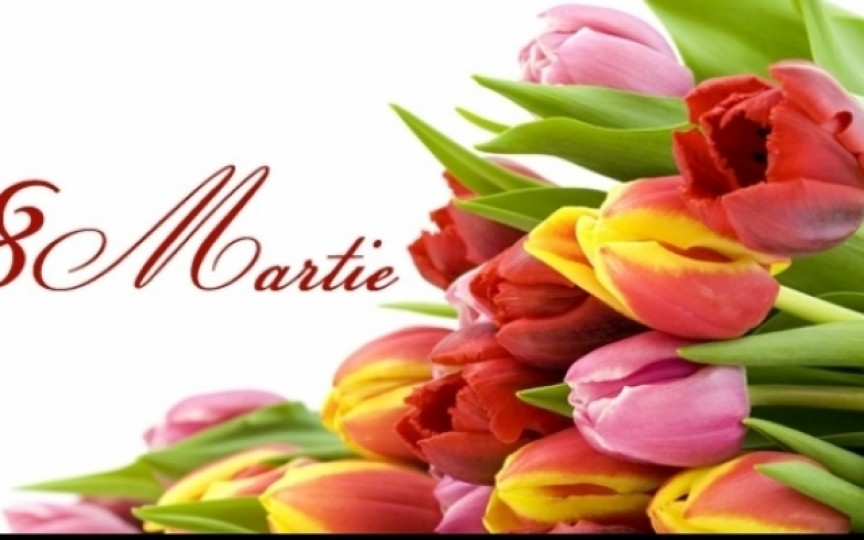 Felicitări și mesaje frumoase de 8 martie