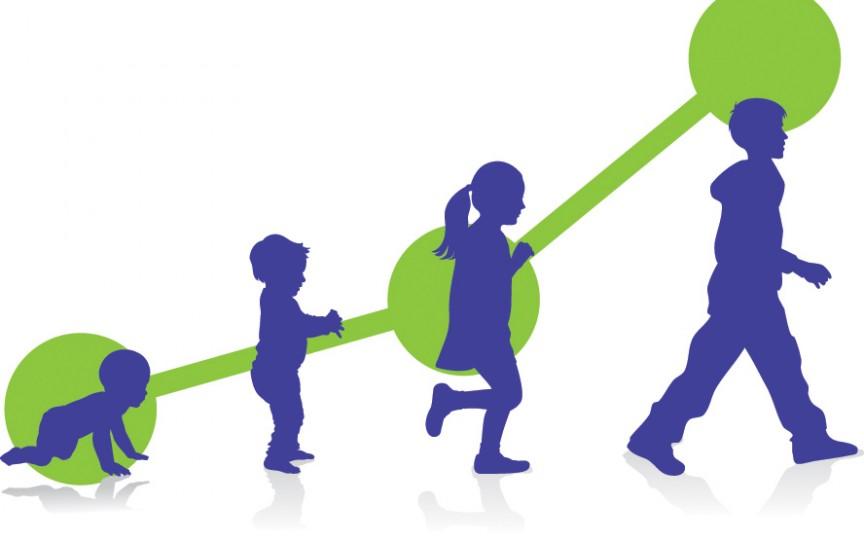 Greutatea și înălțimea copiilor: tabel de dezvoltare (0-8 ani)