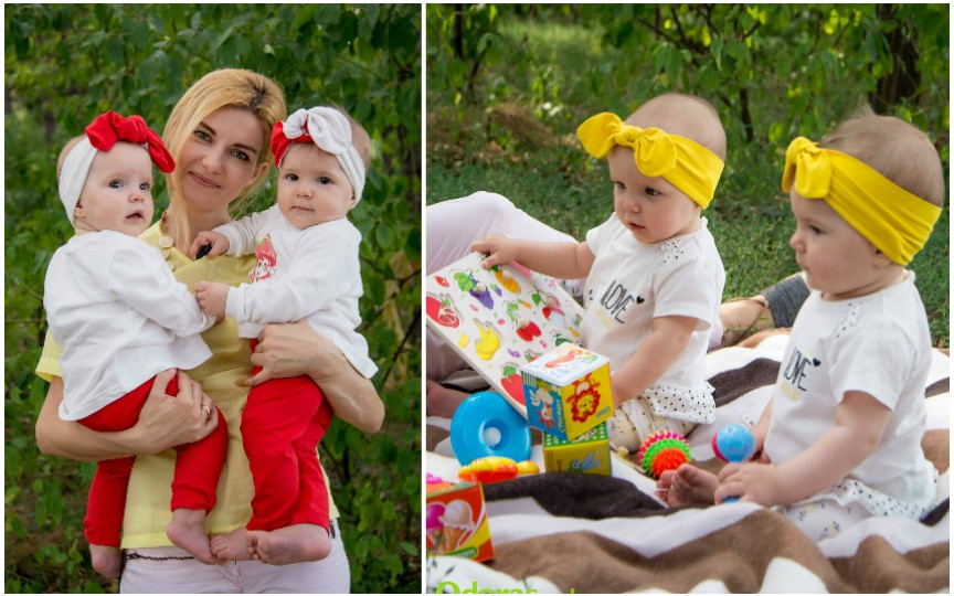 Mariana Mihăilă mai are două fete. Vezi cum se descurcă!