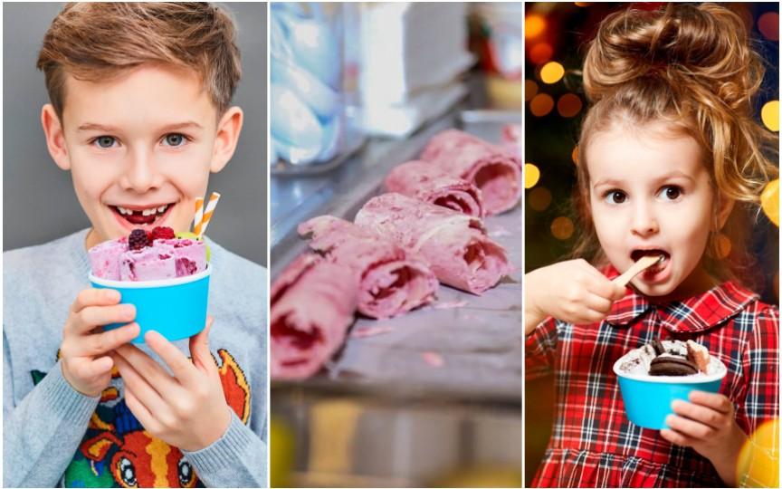 Faimoasa înghețată thailandeză poate fi găsită și în Moldova