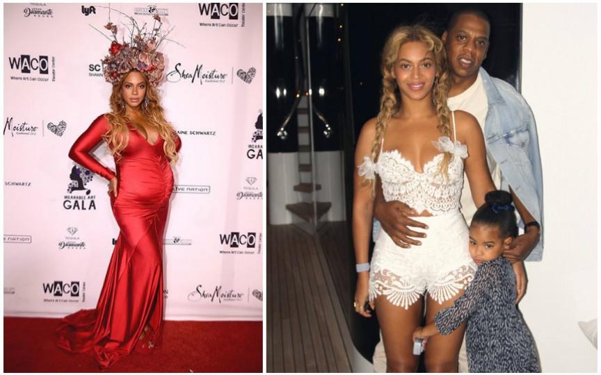 Beyoncé vrea ca fiica și soțul să asiste la nașterea gemenilor