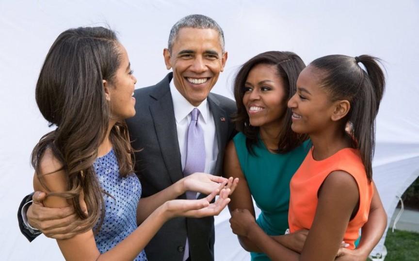 Michelle Obama despre fertilizarea in vitro și căsnicie: Au fost momente când am vrut să-l împing pe Barack pe fereastră