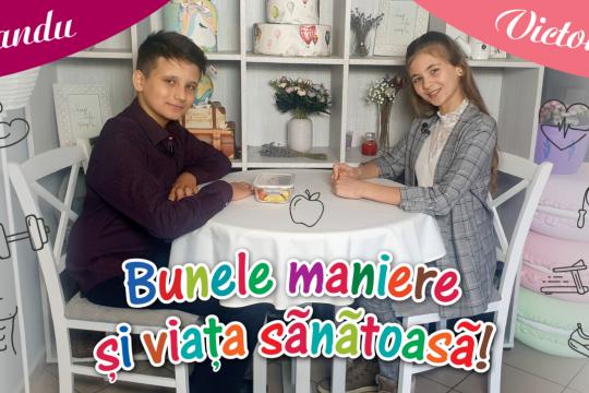 Bunele maniere și viața sănătoasă! Ce similitudini au aceste îmbinări de cuvinte?