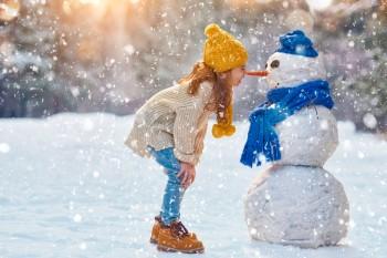 Poezii de iarnă pentru copii