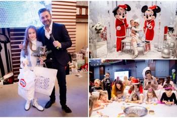 Crăciunul copiilor la Palatul Republicii – distracție și caritate!