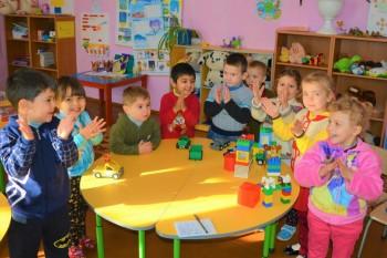 Grădiniță din Moldova, renovată după 30 de ani de așteptare